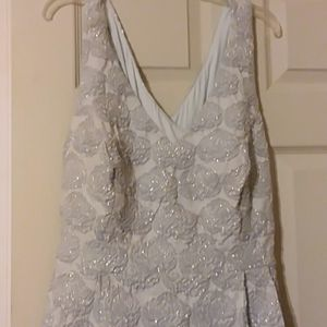 ModCloth,Lace and Mesh,vintage style brocade dress